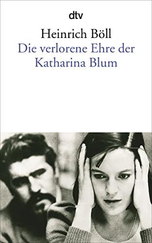 Die Verlorene Ehre der Katharina Blum (German: Böll, Heinrich