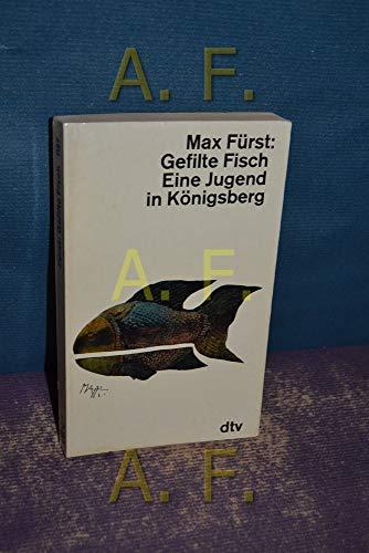 9783423011877: Gefilte Fisch. Eine Jugend in Königsberg