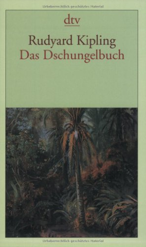 9783423012003: Das Dschungelbuch