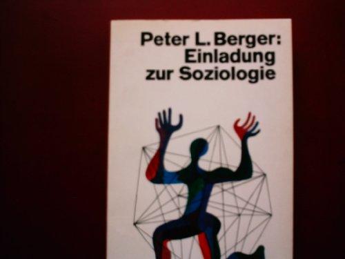 9783423012034: Einladung zur Soziologie.. Eine humanistische Perspektive.