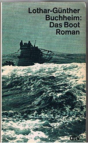 9783423012065: Das Boot. Roman.