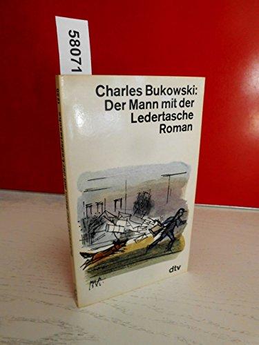 9783423012300: Charles Bukowski: Der Mann Mit Der Ledertasche