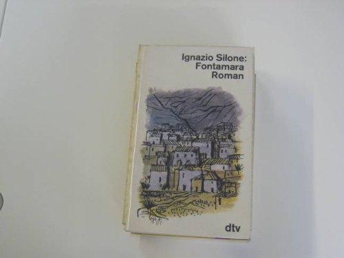 9783423013307: Fontamara Roman