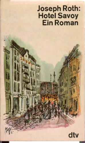 Hotel Savoy: Roth, Joseph