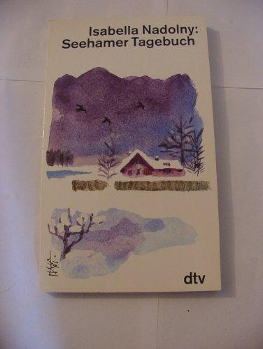 9783423016650: Seehamer Tagebuch