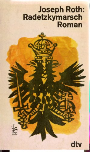 Radetzkymarsch: Roman (dtv ; 880) (German Edition): Roth, Joseph