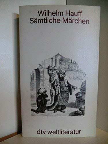 9783423020503: Sämtliche Märchen.