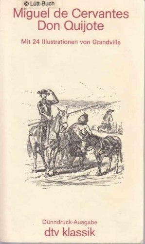 9783423020602: Der sinnreiche Junker Don Quijote von der Mancha