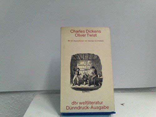 Oliver Twist. (Dünndruck).: Dickens, Charles