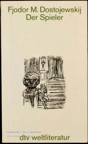 9783423020817: Der Spieler : aus den Aufzeichnungen eines jungen Mannes (German Edition)