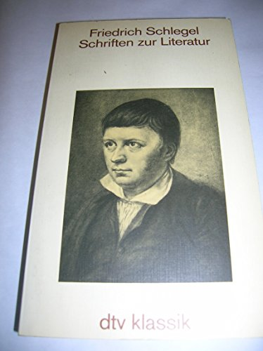 9783423021487: Schriften zur Literatur