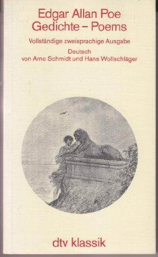 9783423021722: Gedichte / Poems. Vollständige zweisprachige Ausgabe.