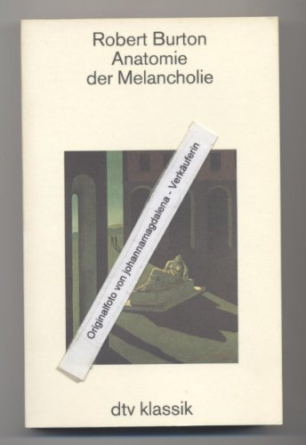 Charmant Anatomie Der Melancholie Sparknotes Fotos - Anatomie Von ...