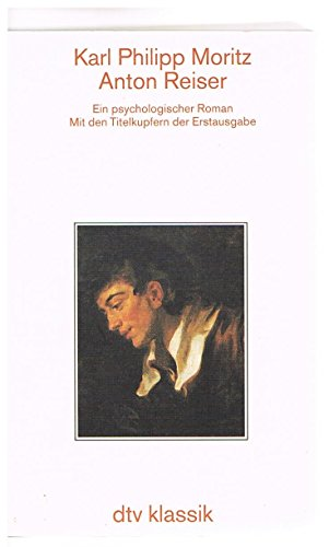 9783423022866: Anton Reiser: ein psychologischer Roman
