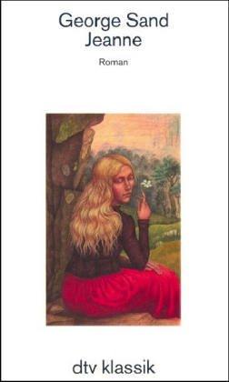 9783423023191: Jeanne. Roman.
