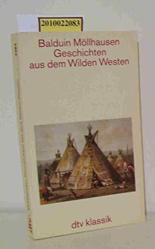 9783423023641: Geschichten aus dem Wilden Westen