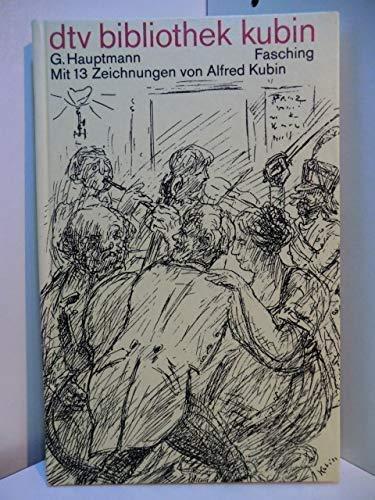 Fasching.: Hauptmann, Gerhart