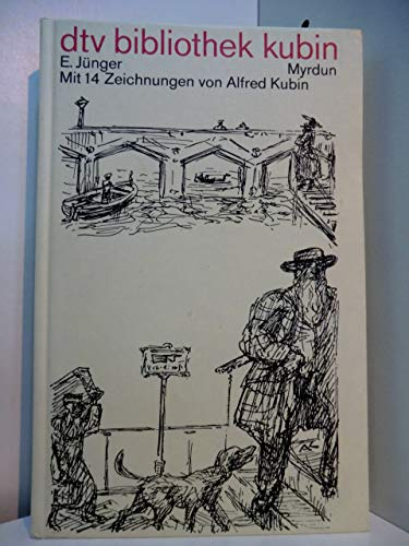 Myrdun: Briefe aus Norwegen (German Edition) (3423024119) by Ernst Jünger