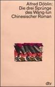9783423024235: Die drei Sprünge des Wang-lun. Chinesischer Roman. ( Werkausgabe in Einzelbänden).