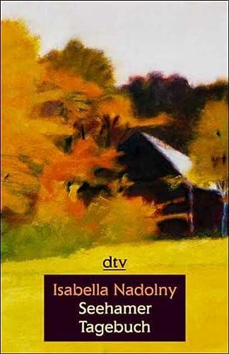 9783423025805: Seehamer Tagebuch