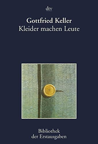 9783423026178: Kleider machen Leute: Stuttgart 1874