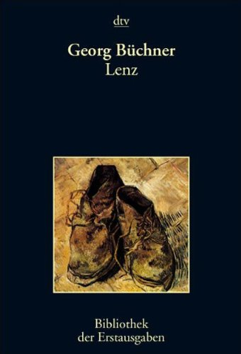9783423026260: Lenz (German Edition)