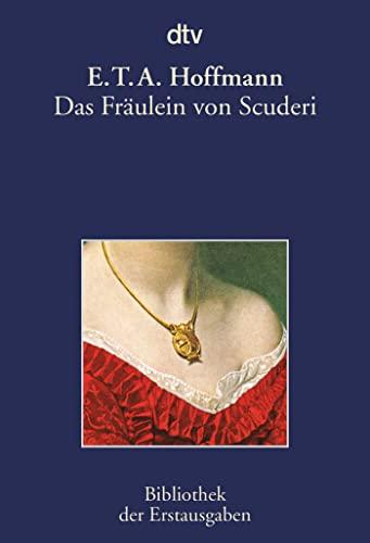 9783423026451: Das Fraulein Von Scuderi (German Edition)