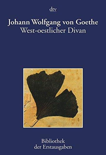 West-östlicher Divan (9783423026710) by [???]