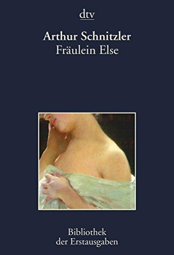 9783423026895: Fräulein Else: Berlin - Wien - Leipzig 1924