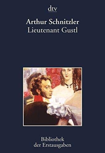 9783423026901: Lieutenant Gustl