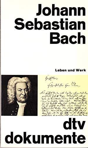 9783423029469: Johann Sebastian Bach. Leben und Werk