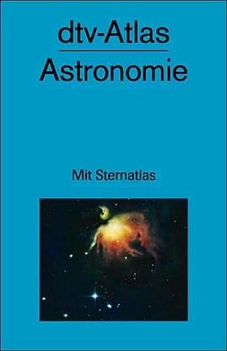 9783423030069: Dtv-Atlas zur Astronomie: Tafeln und Texte (German Edition)
