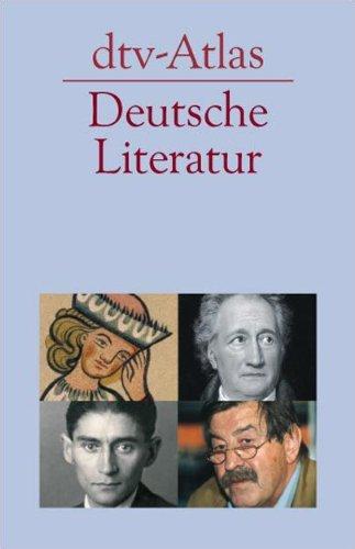 dtv-Atlas zur deutschen Literatur : Tafeln und Texte. Horst Dieter Schlosser. Graphiker: Uwe Goede / dtv ; 3219. - Schlosser, Horst Dieter (Verfasser)