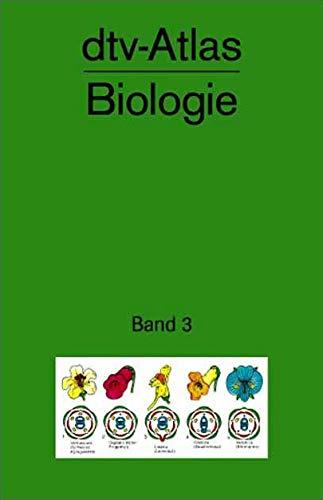 9783423032230: Taschenatlas der Biologie (German Edition)
