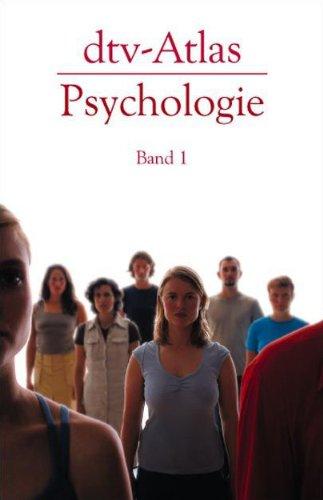 9783423032247: DTV-Atlas zur Psychologie: Tafeln und Texte (German Edition)