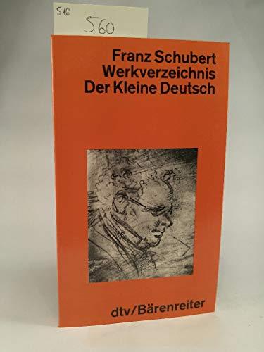 Werkverzeichnis: Schubert, Franz