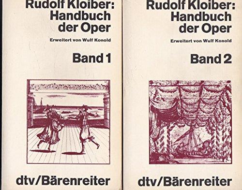Handbuch der Oper I.