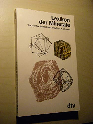 9783423032926: Lexikon der Minerale