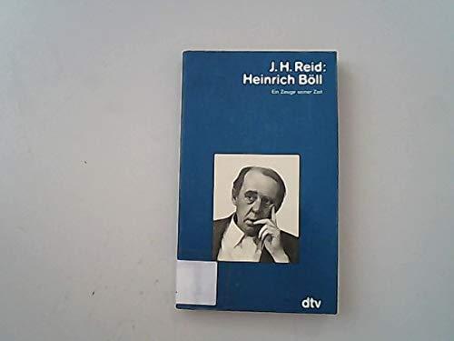 9783423045339: Heinrich Böll. Ein Zeuge seiner Zeit