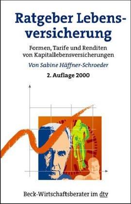 9783423058759: Ratgeber Lebensversicherung.