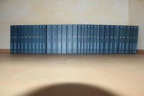 9783423059459: Deutsches Woerterbuch (33 volume set)
