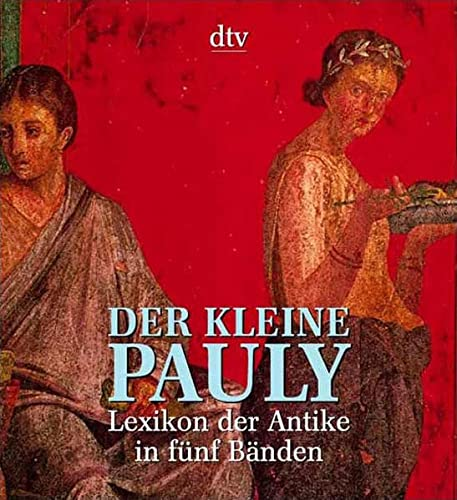 Beispielbild für Der Kleine Pauly. Lexikon der Antike. zum Verkauf von Plurabelle Books Ltd
