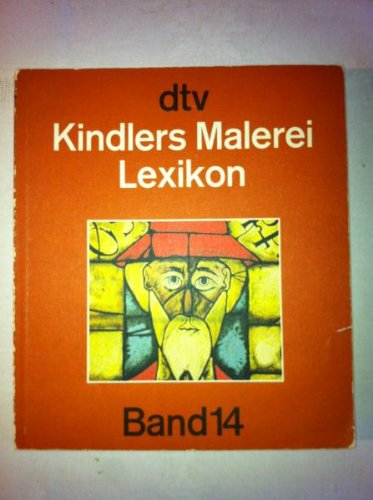 9783423059954: Kindlers Malerei Lexikon im dtv (German Edition)