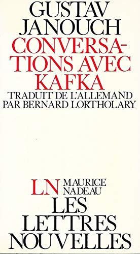 Der Dichter über sein Werk.: Kafka, Franz