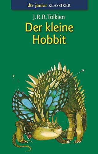 9783423071512: Der Kleine Hobbit (German Edition)