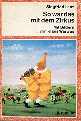 9783423071635: So war das mit dem Zirkus. Fünf Geschichten aus Suleyken
