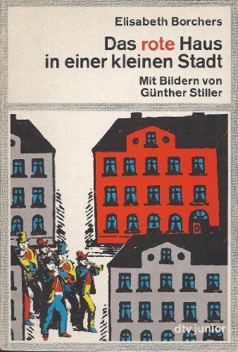 9783423071871: Das rote Haus in einer kleinen Stadt.
