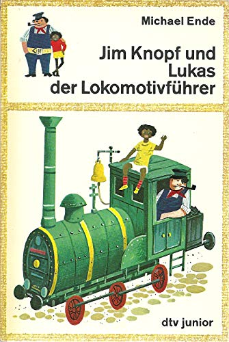 9783423072533: Jim Knopf und Lukas der Lokomotivfuhrer