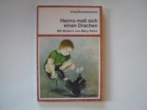 9783423073066: Hanno malt sich einen Drachen (4980 280).