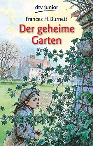 9783423073172 Der Geheime Garten Abebooks Frances Hodgson